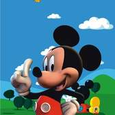 Fototapeta A&G - Disney FTD v 0237, FT 0237 Mickey mouse (90 x 202 cm)